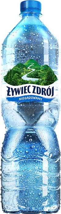 Woda mineralna Żywiec Zdrój niegazowa, duża butelka