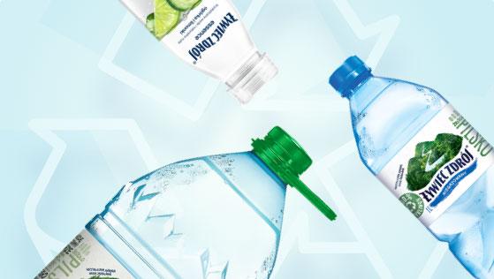 Opakowania z recyklingu