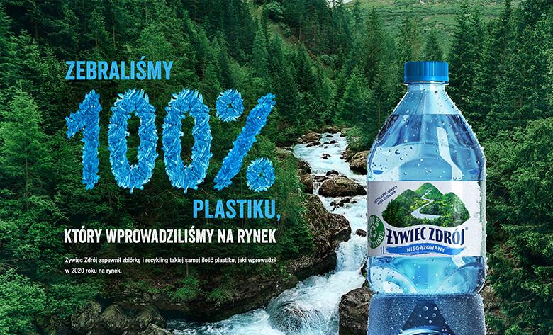 Zebraliśmy 100% plastiku